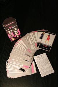 Le jeu de base : 75 cartes