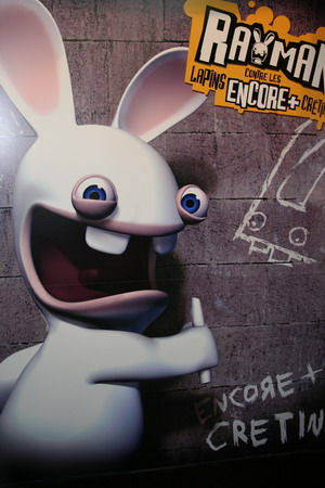 Ils reviennent : les lapins (encore +) crétins